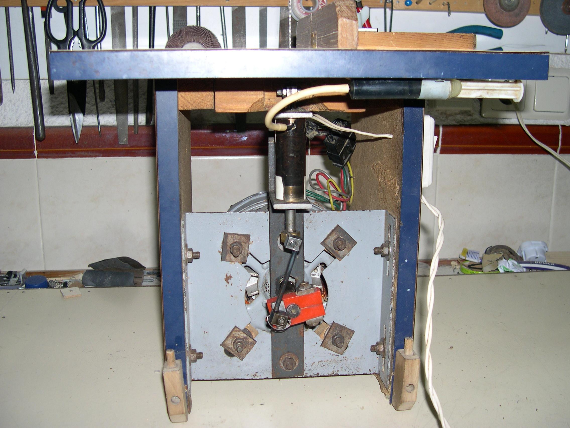 M quinas y herramientas caseras - Maquina de palomitas casera ...
